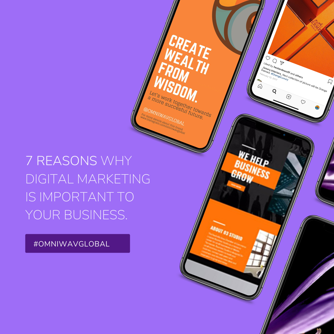 7 Reasons Why Digital Marketing is Important to Your Business